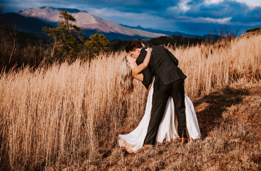 You may now kiss your Bride! December 2019
