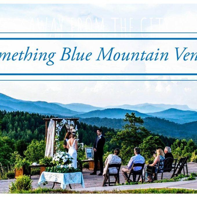 Something Blue Mountain Venue