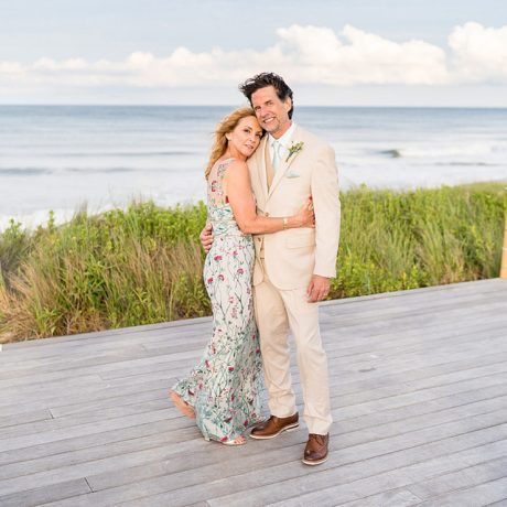 Intimate North Carolina Wedding: Kris + Jeff
