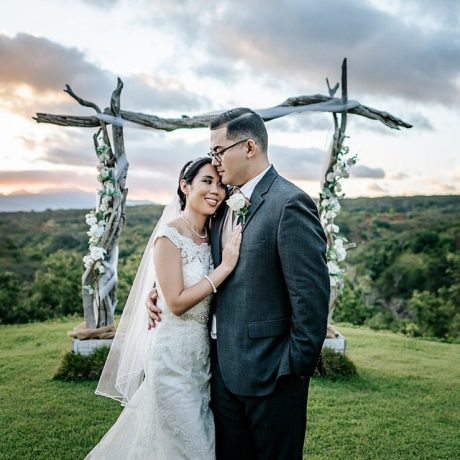 Intimate Wedding in Hawaii : Shelby + Patrick